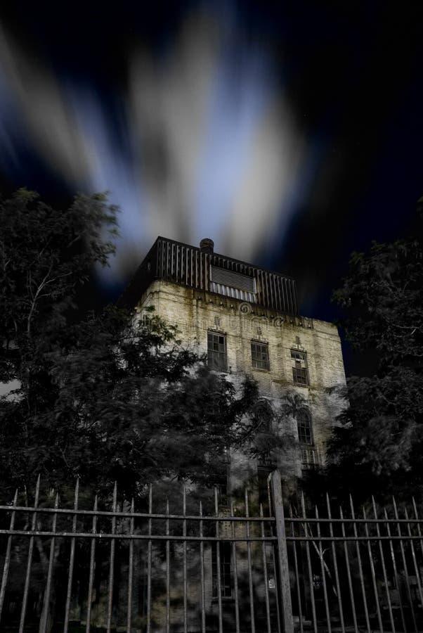 maison hantée photos libres de droits