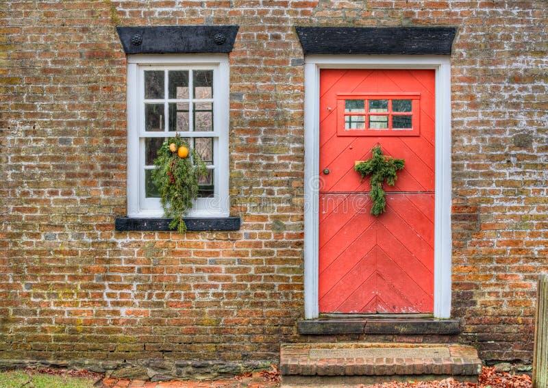 Maison historique de Foremans photo libre de droits