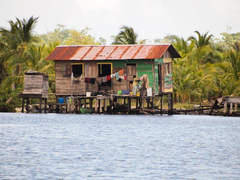 Maison indigène photos libres de droits