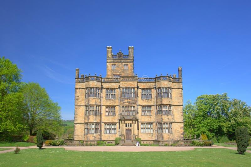 Maison majestueuse anglaise photographie stock