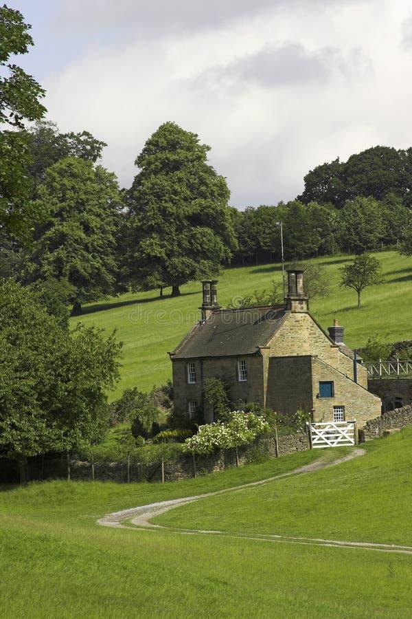 Maison rurale photographie stock