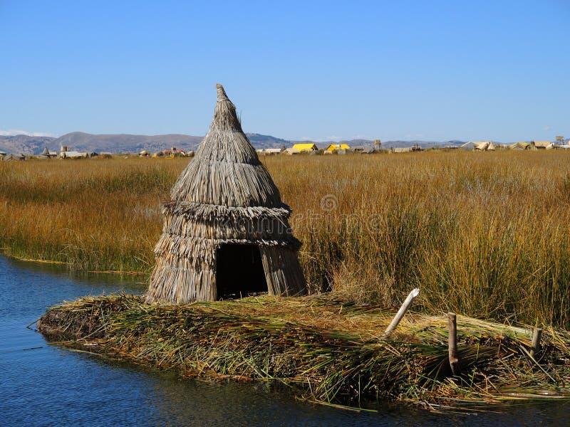 Download Maison Traditionnelle, Puno, Pérou Photo stock - Image du inca, landmark: 77160404