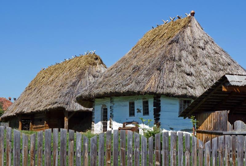 Maisons rurales photos libres de droits
