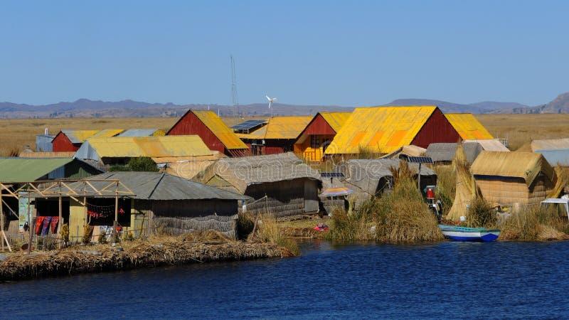 Download Maisons Traditionnelles, Puno, Pérou Image stock éditorial - Image du maisons, inca: 77160049