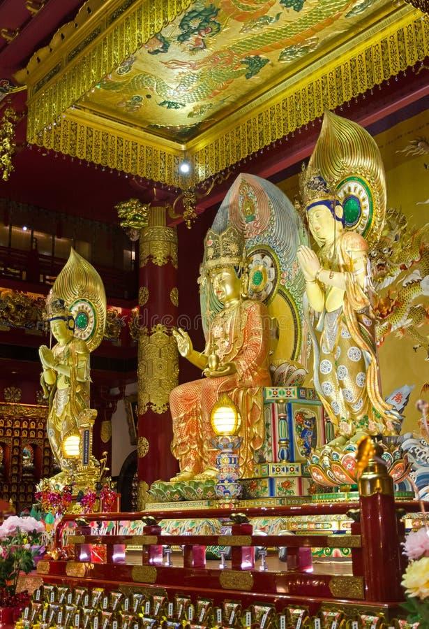 Maitreya Buddha przyszłość zdjęcia stock