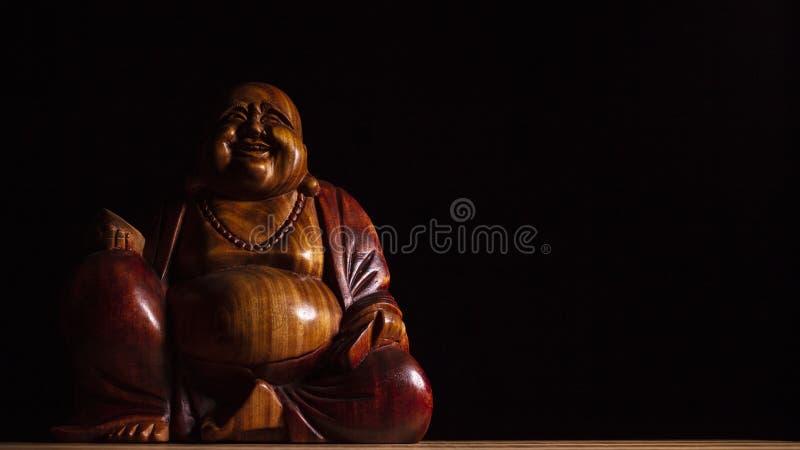 Maitreya skulptur royaltyfri foto