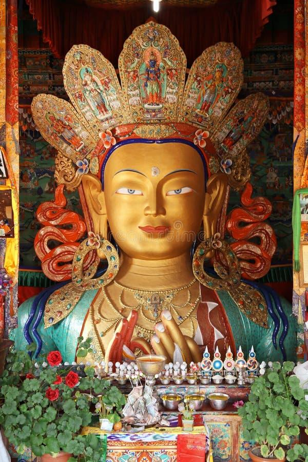 Maitreyi Bouddha images stock
