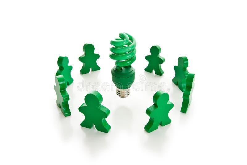 mają zielone serii zdjęcie royalty free