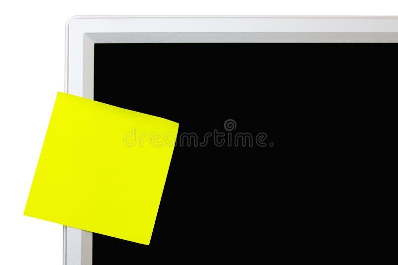 majcheru kolor żółty obraz stock