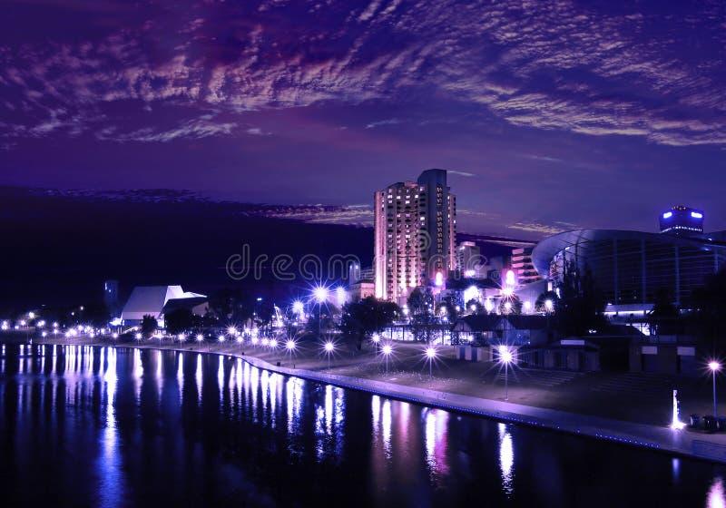 Download Majestätiska adelaide fotografering för bildbyråer. Bild av lampor - 75609