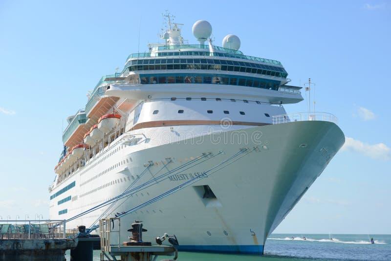 Majestade dos mares em Key West