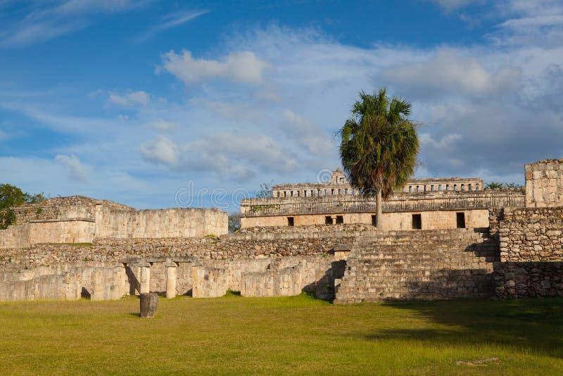 Majestatyczne Kabah ruiny, Meksyk zdjęcie royalty free