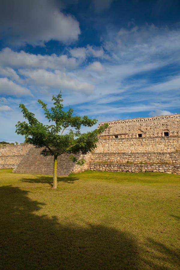 Majestatyczne Kabah ruiny, Meksyk obraz royalty free