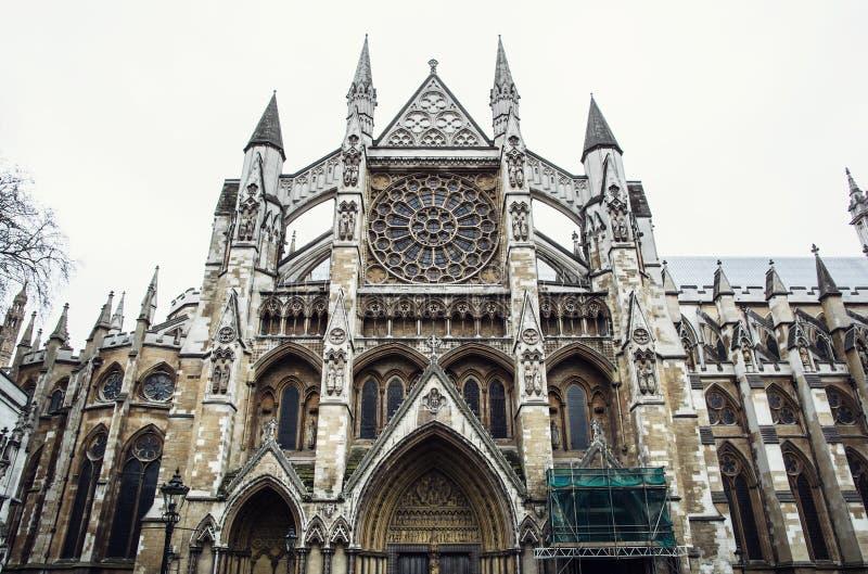 Majestatyczny opactwo abbey zdjęcie stock