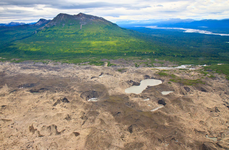 Download Majestic Alaska Landscape, Aerial View Royalty Free Stock Photography - Image: 20893847