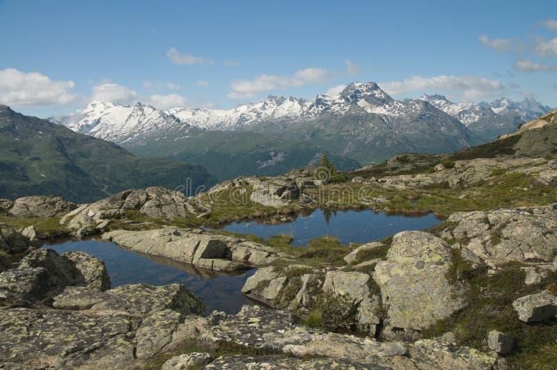 Download Majestic Alpine Landscape Stock Photos - Image: 22272763
