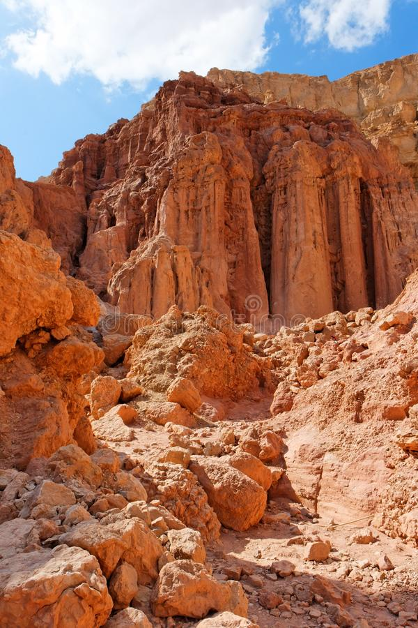 Download Majestic Amram Pillars Rocks In The Desert Stock Photo - Image: 12092738