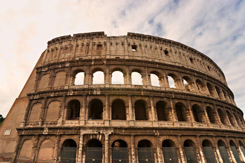 Download The Majestic Coliseum, Rome, Italy. Stock Photo - Image: 21837432