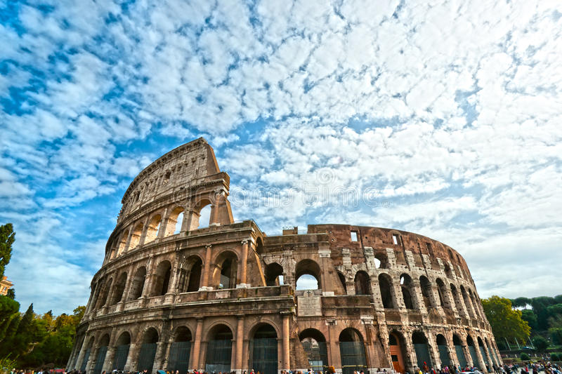 Download The Majestic Coliseum, Rome, Italy. Royalty Free Stock Photography - Image: 23606907