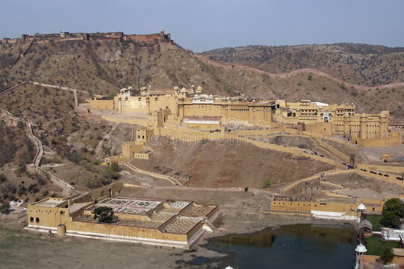 Majestic Indian Fort