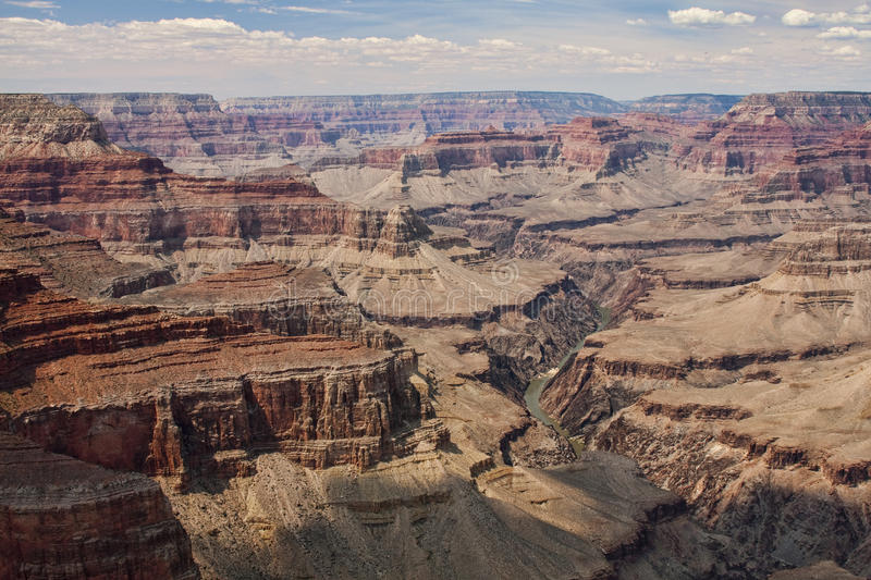 Download Majestic Vista Of The Grand Canyon Stock Photo - Image: 12912806