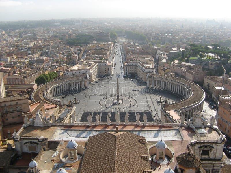 Majestueus Rome royalty-vrije stock afbeelding