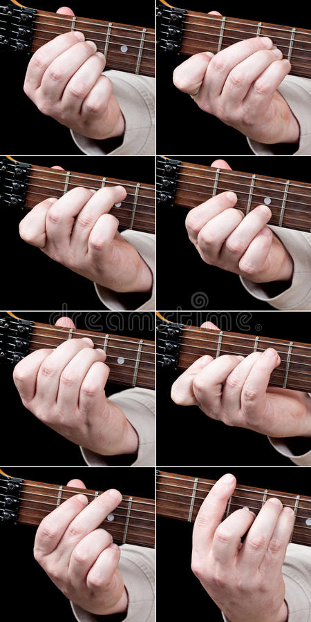 Download Major Chords stock photo. Image of string, play, music - 28149778