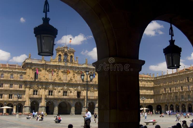 Download Major Square. Salamanca, Spain Stock Photo - Image: 3145270