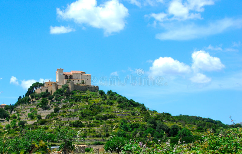 Download Majorca stock image. Image of spain, tropical, clouds - 7687033