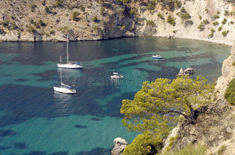 Download Majorca / Mediterranean Bay Stock Photo - Image: 11770628