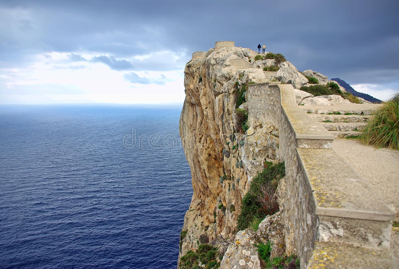 Majorca Northern Royalty Free Stock Images