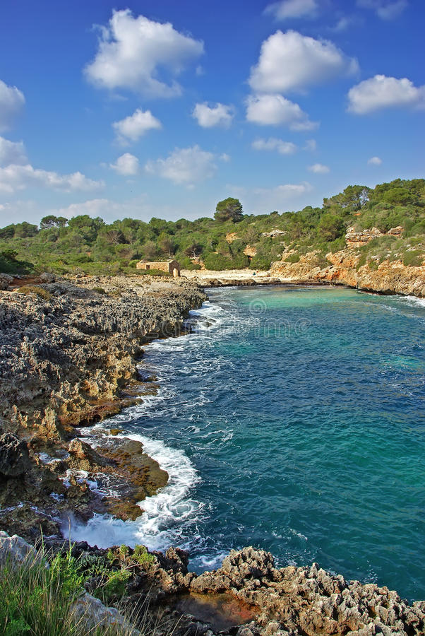 Free Majorca Southern Coast Royalty Free Stock Photos - 22869548