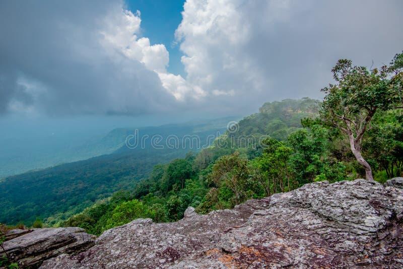 Mak Dook Cliff immagini stock libere da diritti