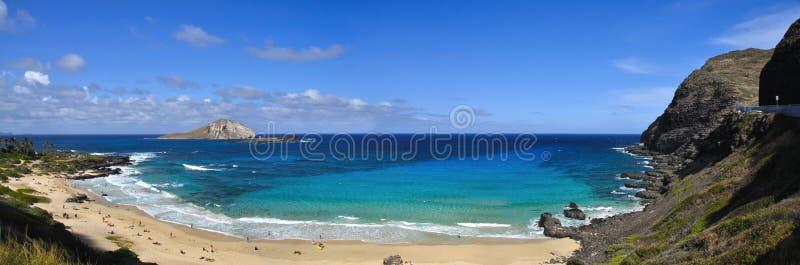 makapu oahu u Гавайских островов стоковое фото
