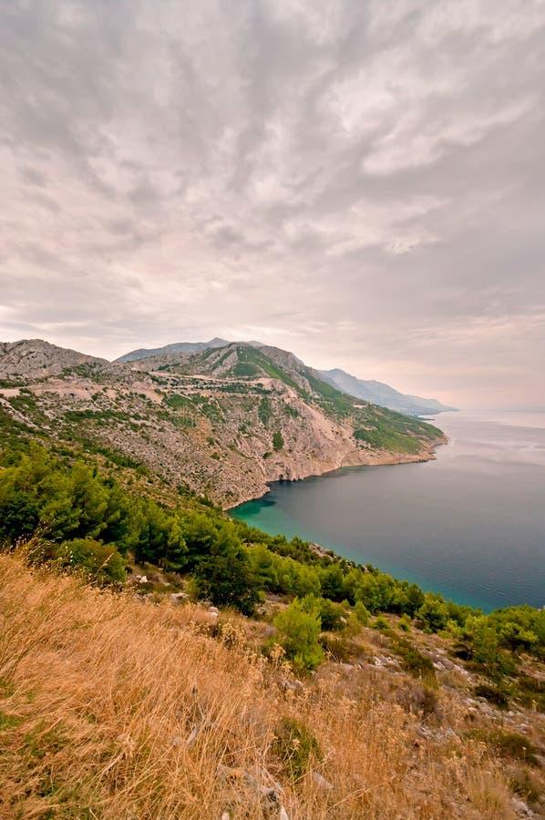 Makarska Riviera. lizenzfreie stockbilder