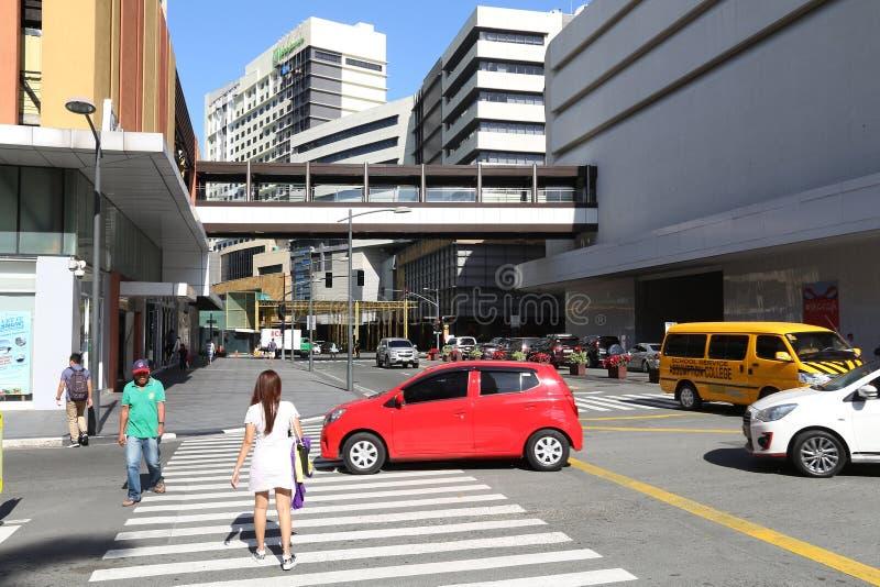 Makati, Manila foto de stock royalty free