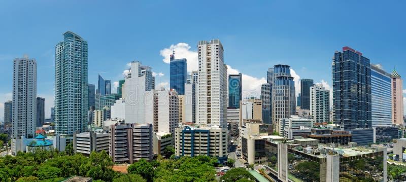 Makati, Manila (Filipinas) foto de archivo libre de regalías