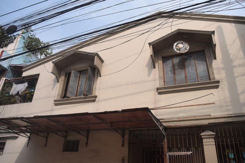 Makati résidentiel Philippines photo libre de droits