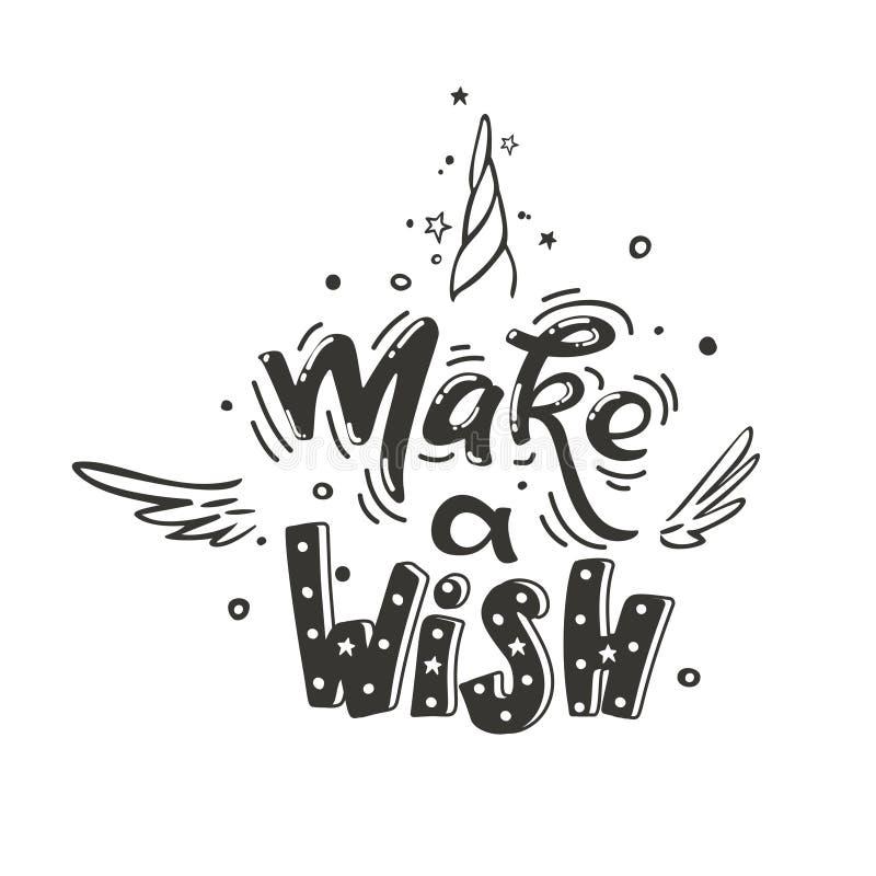 Free Make A Wish Stock Photo - 110822130
