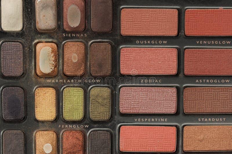 Make-up #11 royalty-vrije stock fotografie
