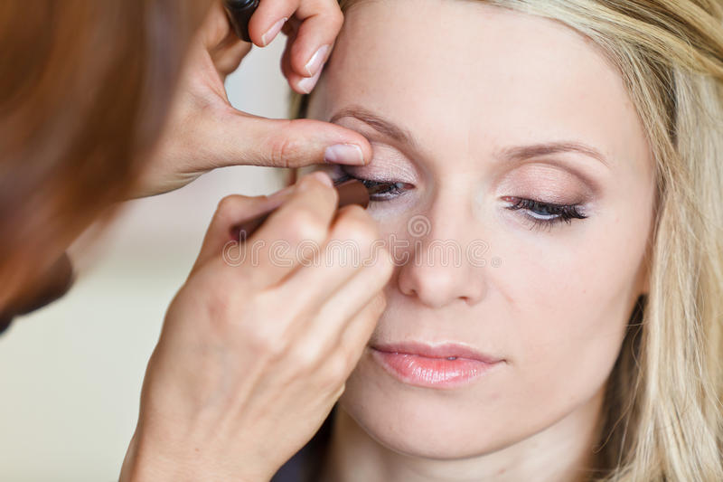 Download Make up stock photo. Image of beauty, fashion, glamour - 22463296