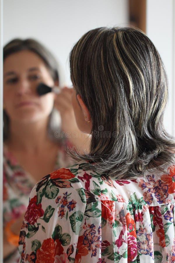 Download Make-up stock photo. Image of cosmetics, make, preparation - 25111032