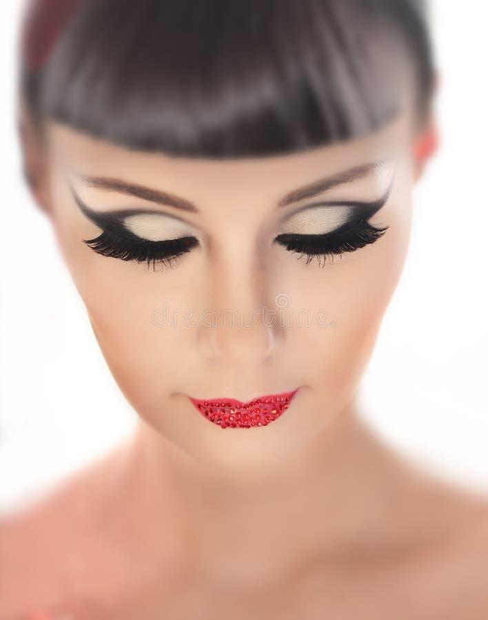 Make-up stock afbeelding