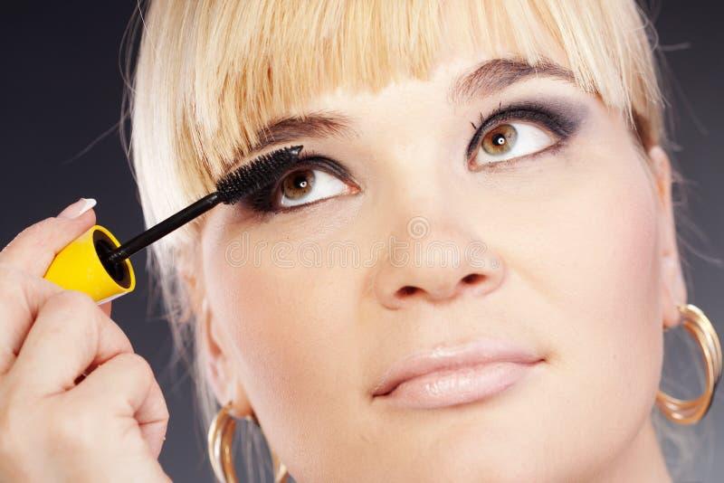 Make-up stockbild