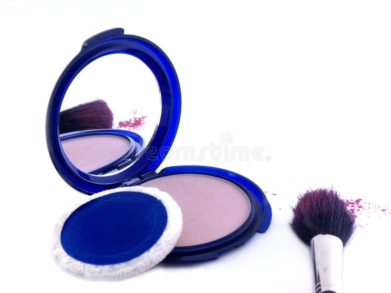 Make-up royalty free stock photography