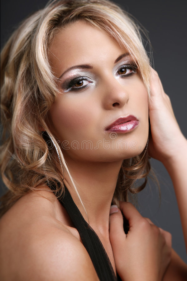 Make up. royalty free stock photos