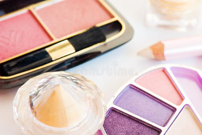 Download Make-up stock photo. Image of eyeshadow, palette, still - 8866908