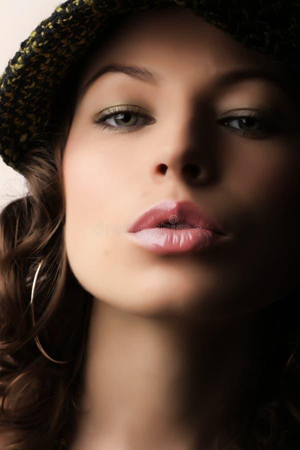 Make-up & Manier stock fotografie