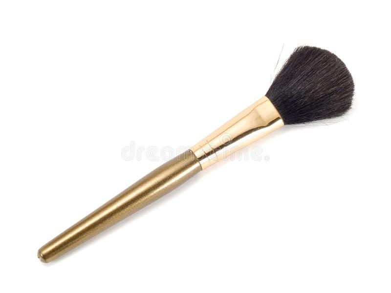 Make-Up Brush stock image