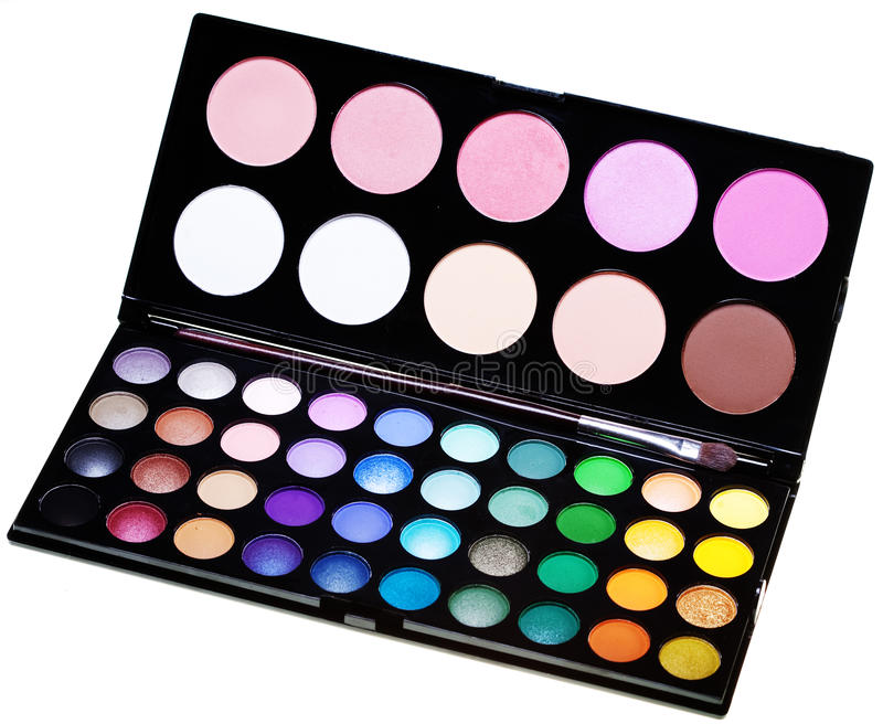 Download Make-up collection stock image. Image of glamor, luxury - 12822075